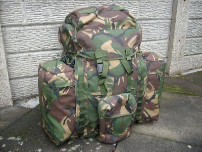 British Army PLCE DPM Bergen - Forest Army Surplus ...