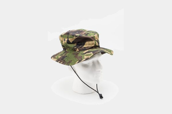 British Army Camouflage Jungle Hat