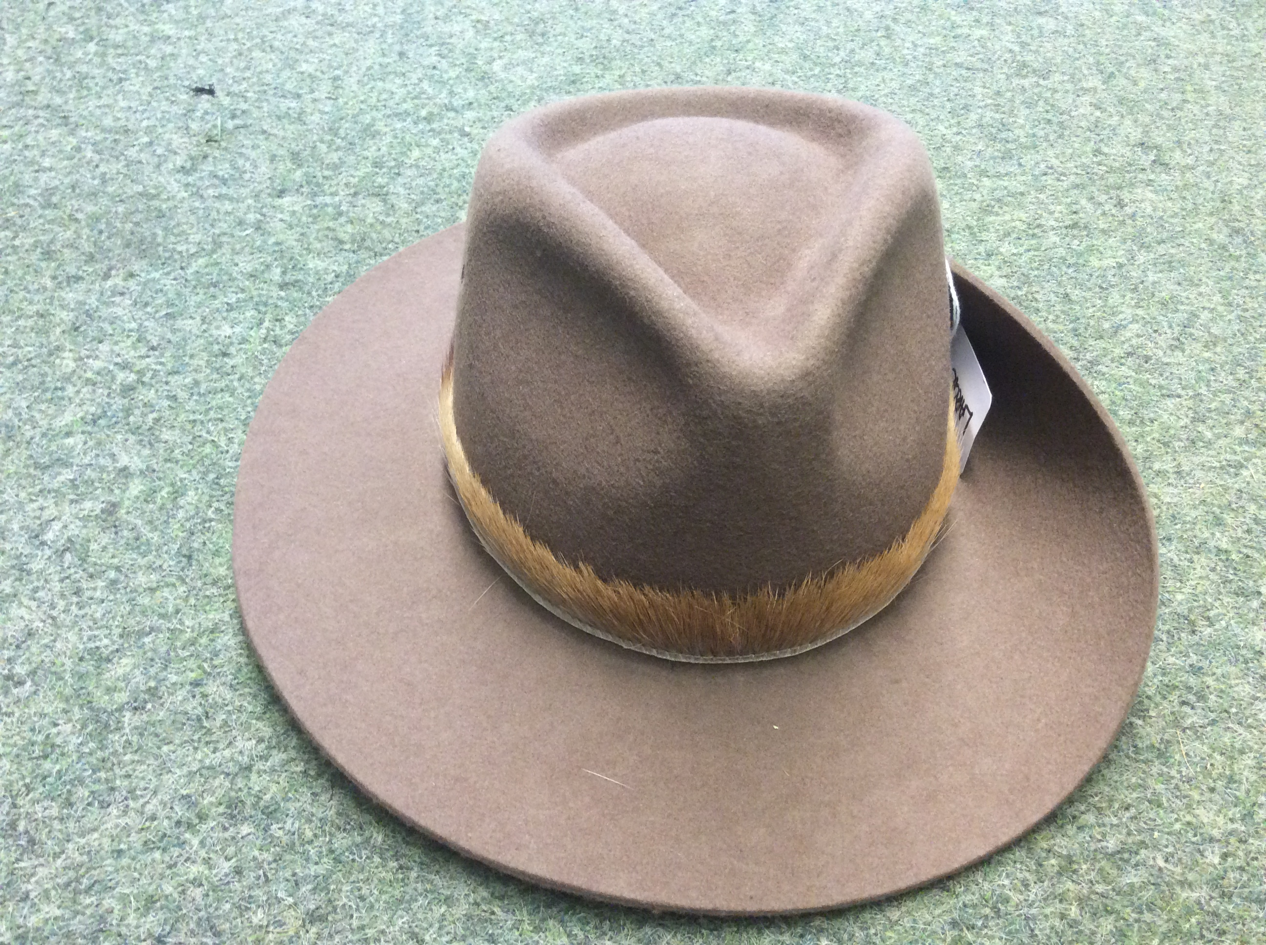 South African Bush Hat Forest Army Surplus Military