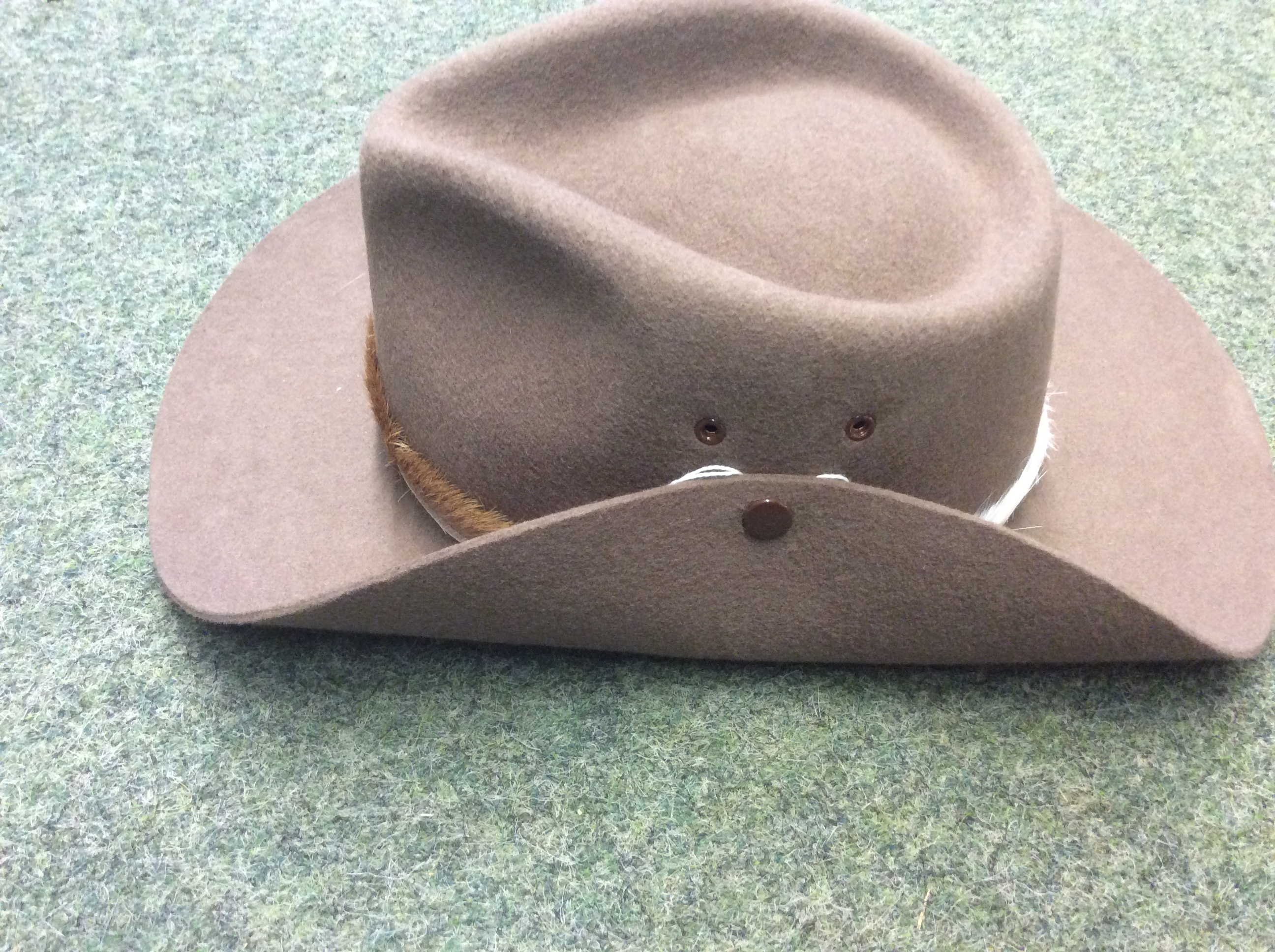 South African Bush Hat 187 Forest Army Surplus Military