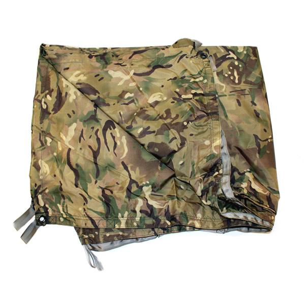 British Army Mtp Basha Forest Army Surplus Military