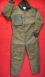 German Army Tank Suit Liners Cold Weather Forest Army