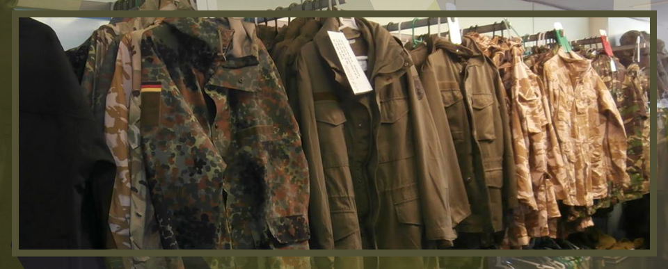 HOME - Forest Army Surplus - Military & Outdoors Clothing & Accessories