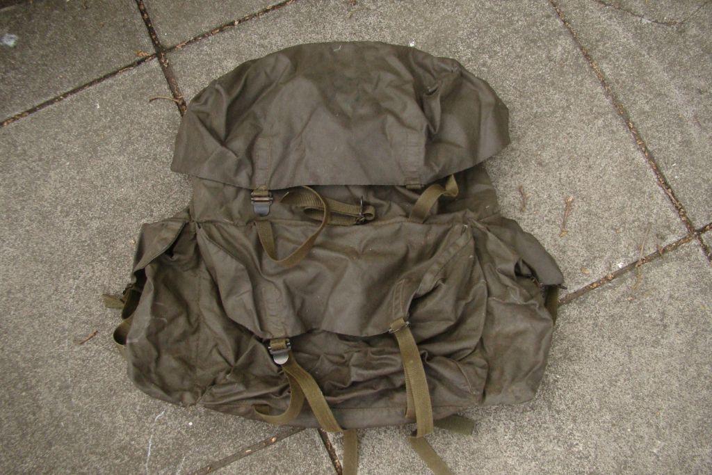 British Army Gs Bergen » Forest Army Surplus - Military ...
