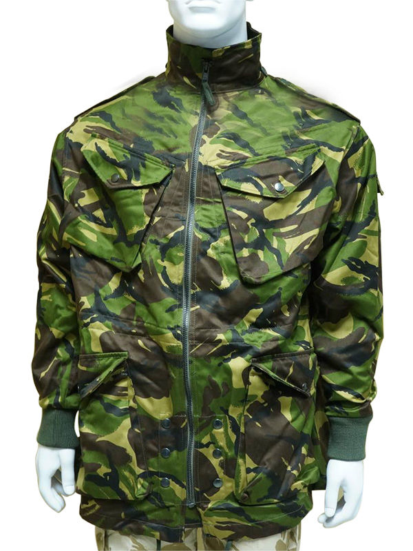British Army Para Smock Jacket Dpm Forest Army Surplus