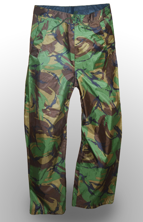 British Army Waterproof Trousers Dpm Forest Army Surplus