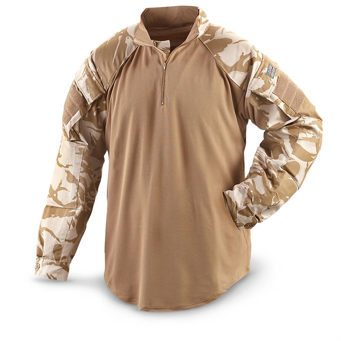 a464b921 £14.99 £9.99. 5 in stock. British Army ubac cool max Camouflage Shirt desert  ...