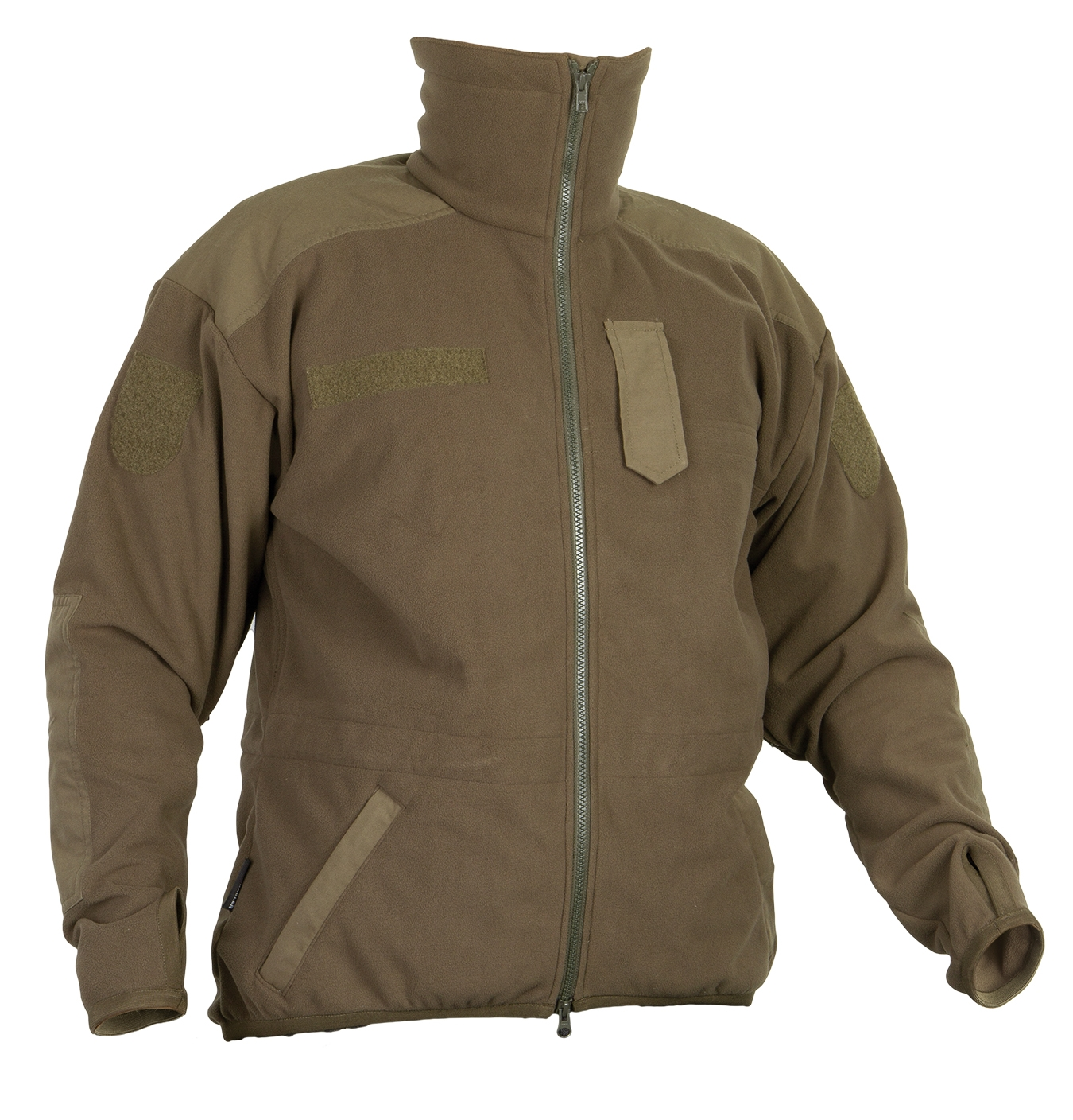 Austrian Army Olive Green Mountain Fleece Forest Army