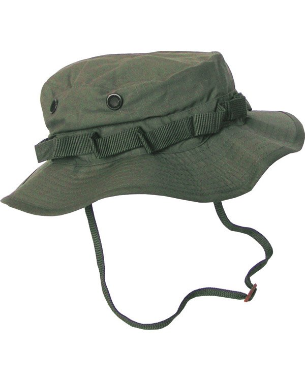 Army Jungle Hat OLIVE