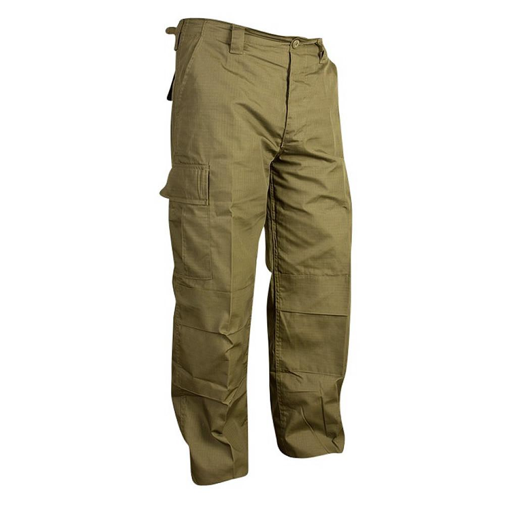 Bdu Combat Trousers Olive Green 187 Forest Army Surplus